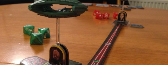 Cards, Dice & Tabletops: Star Trek Attack Wing