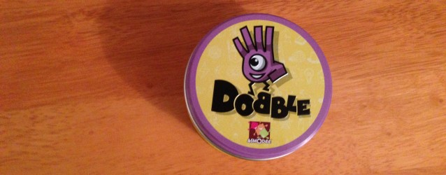 Card & Dice & Tabletops: Dobble