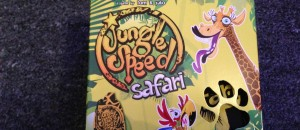 Cards & Dice & Tabletops: Jungle Speed Safari