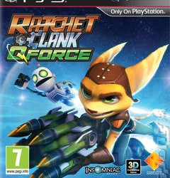 Ratchet & Clank: QForce Review (PS3)