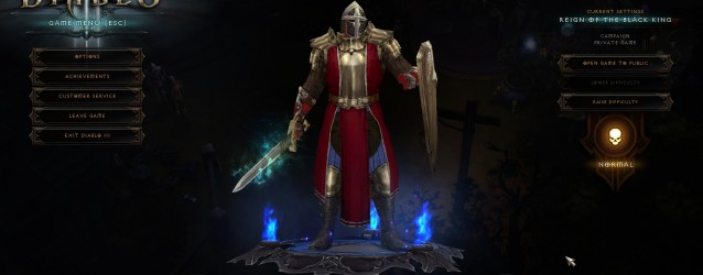 Diablo III: Reaper of Souls Review (PC)