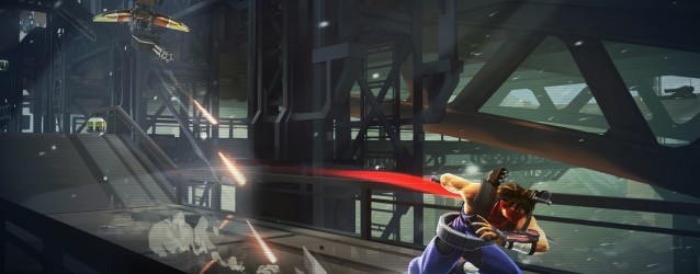 Strider Review (PS3)