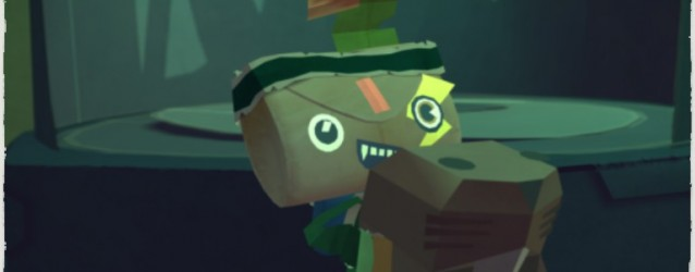 Tearaway Review (PS Vita)