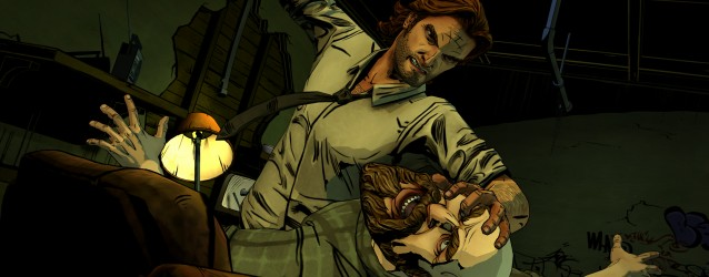 First shot of Telltales The Wolf Among Us