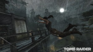 Tomb Raider Lara 7