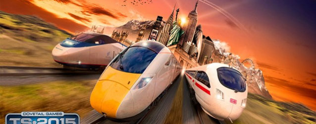 Train Simulator 2015: Master Your Machines