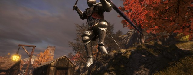 Chivalry: Medieval Warfare Review (PC)