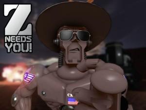 Z Needs You!