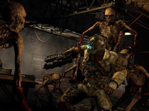 Dead Space 3 Too Many Enemies