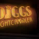 Diggs Nightcrawler Review (PS3/Wonderbook)