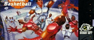 You should have played…  Bill Laimbeer's Combat Basketball