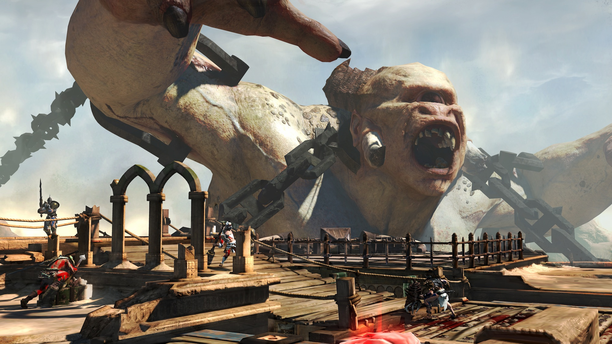 God Of War  Ascension Review  PS3