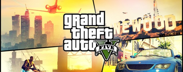 Grand Theft Auto V Multiplayer Gameplay Video