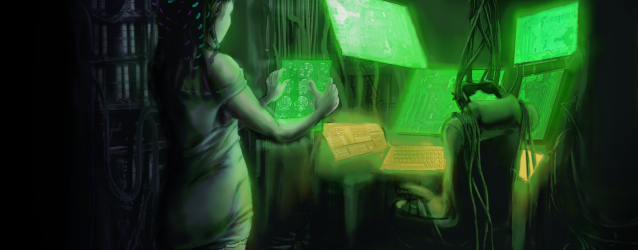 Wetware by Reality Council is the Hacking Game we've all been waiting for