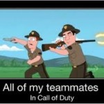 Call of Duty All My Teammates