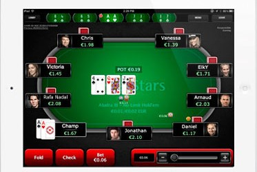 Featured Post: PokerStars on my smartphone