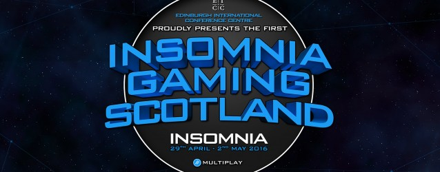 Insomnia Scotland  Or  A Noob's First Convention
