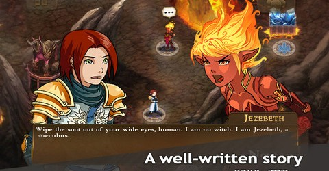 Might & Magic Clash of Heroes Review (iOS)