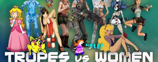 Damsel in Distress: Part 1 – Tropes vs Women in Video Games Review