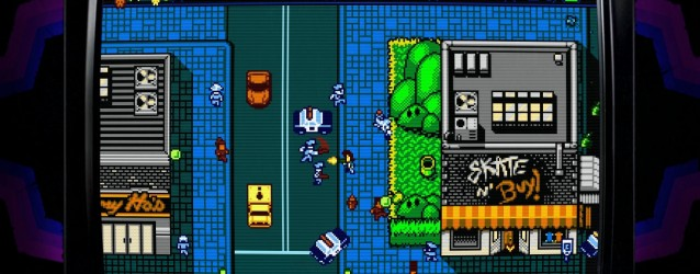You Should Have Played… Retro City Rampage