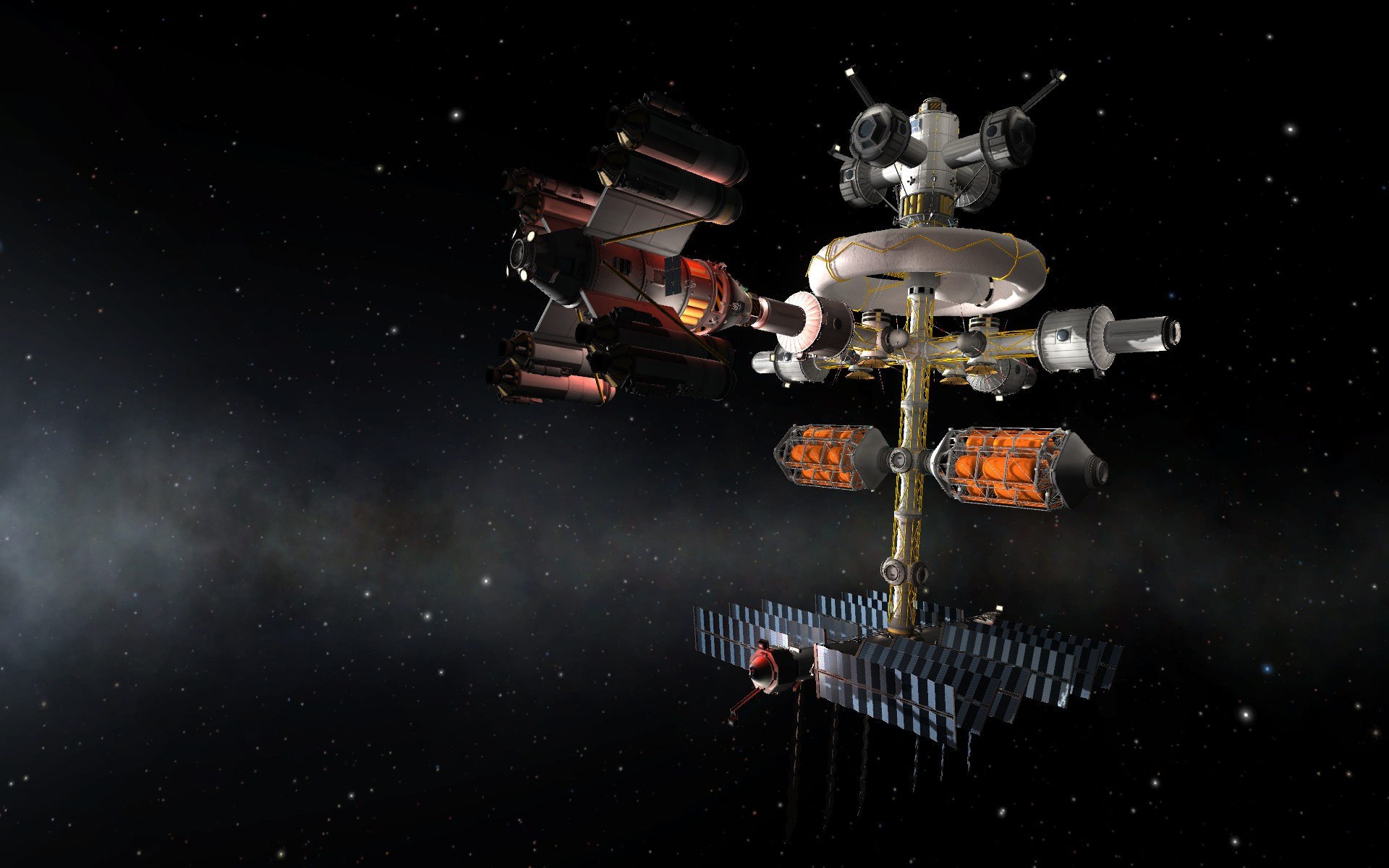 kerbal space program space station - photo #12