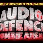 Audio Defence - Zombie Arena Review (iOS)