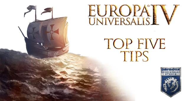 Top 5 Tips to getting started in Europa Universalis IV