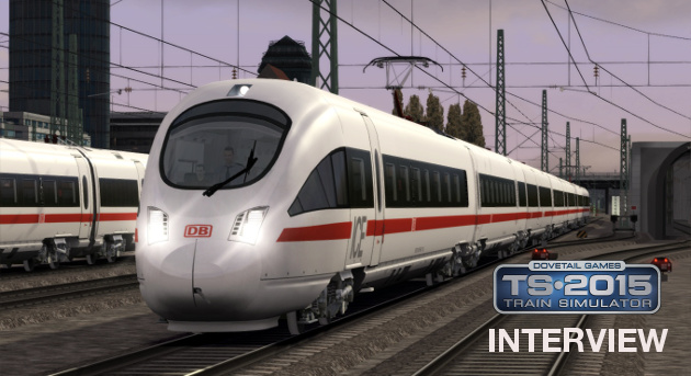 Dovetail Games Interview – Train Simulator 2015 – Thomas Welsh