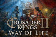 Crusader Kings II: The Way of Life (DLC) Review (PC)