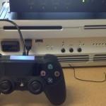 PS4 controller leak