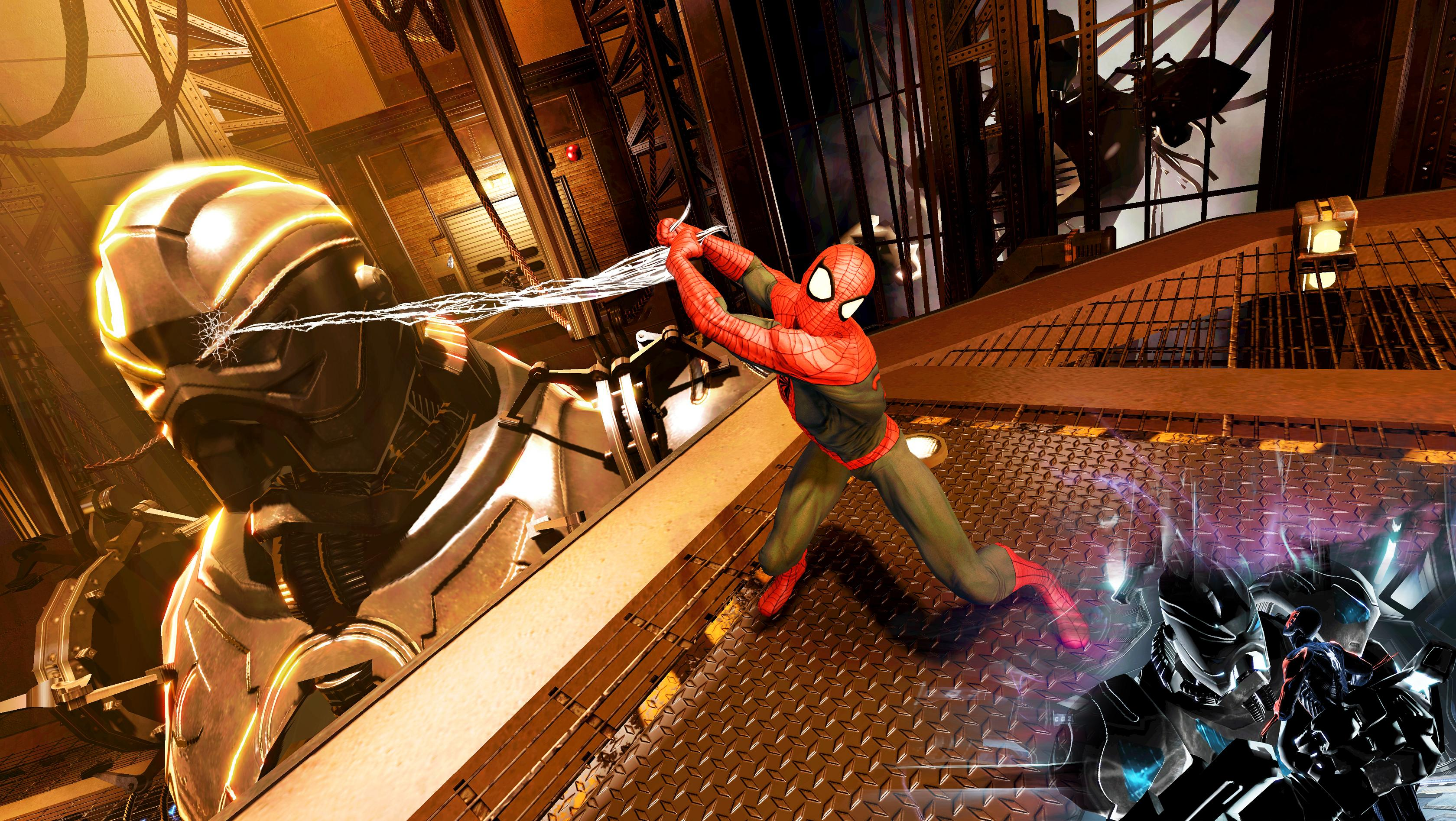 spider man edge of time reveal screens apr 4 8