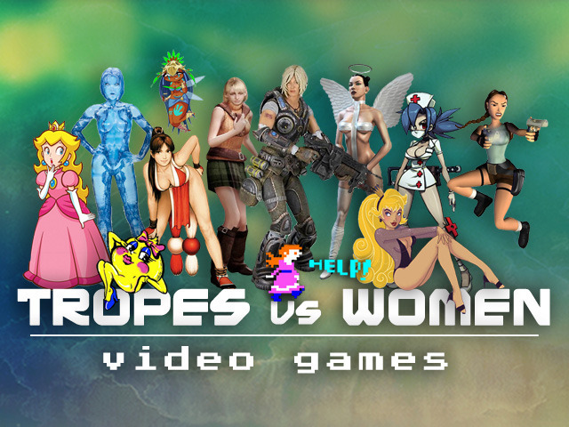 Damsel In Distress Part 1  Tropes Vs Women In Video Games Review  Thomas Welsh-3429